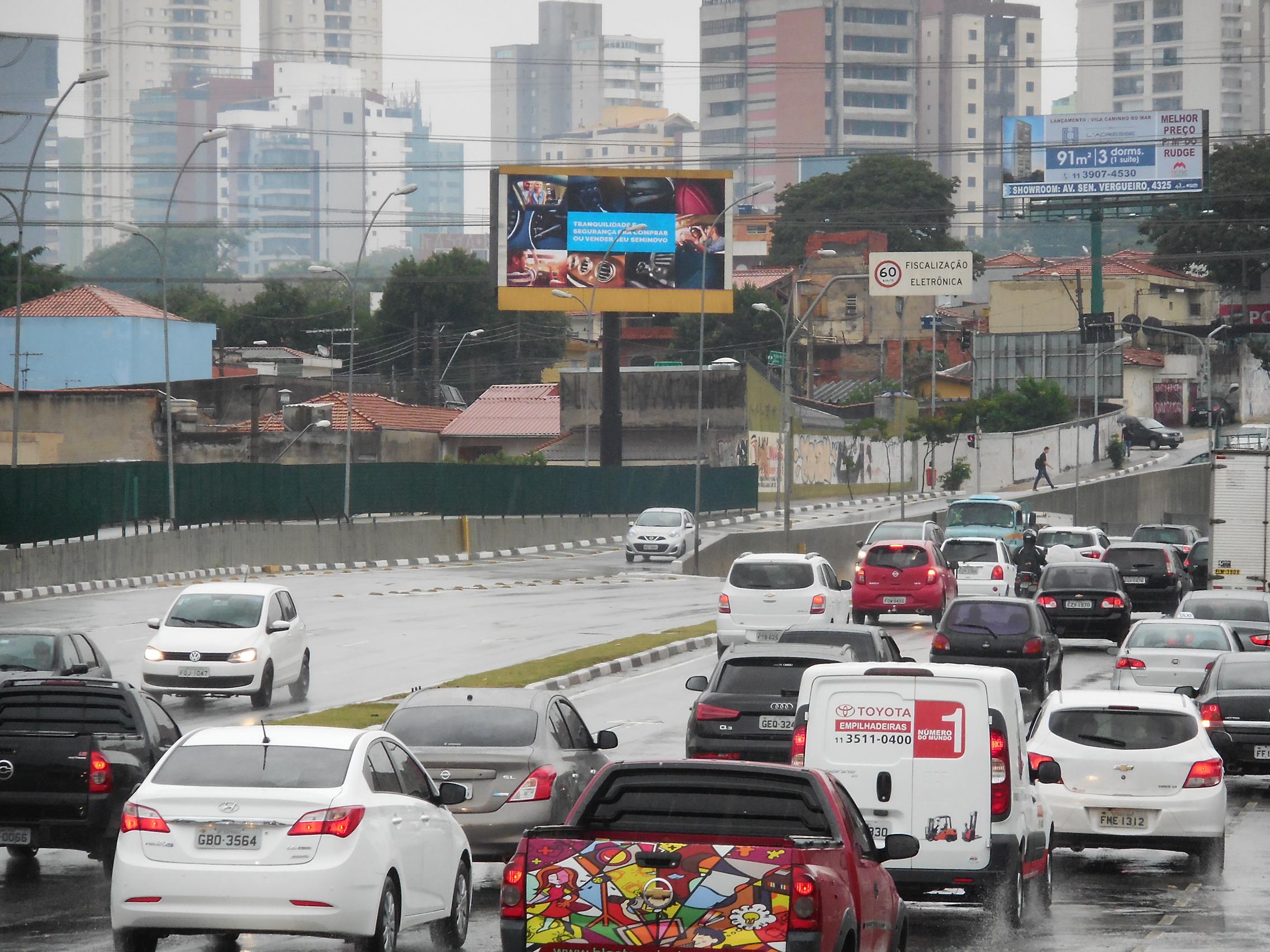 Avenida Lions - São Bernardo do Campo